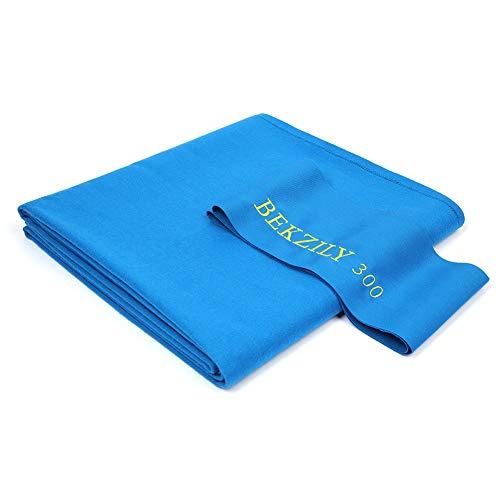 BEKZILY 300 Pool Table Cloth Set 9 ft (Blue)