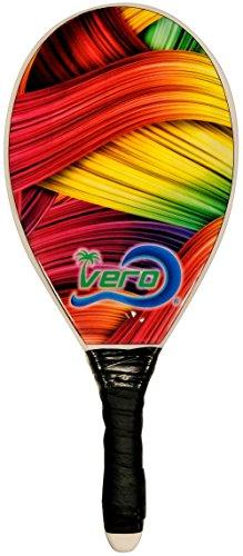 Frescobol Fiberglass Lollipop Vero Beach Paddleball Paddle
