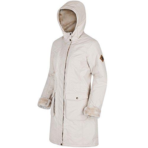 Regatta Damen Roanstar II wasserdichte isolierte Jacken XL Warm Beige