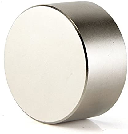 "2pcs Strong Rare Earth magnets N52 Block Neodymium Magnet 1.57 /""x1.57 /""x 4//5 /"""