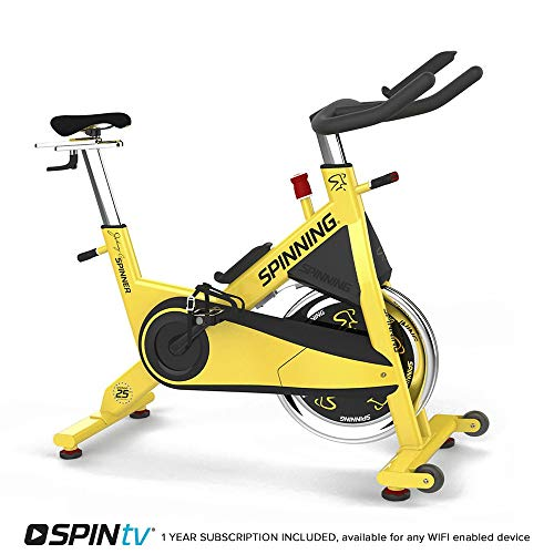 Spinner Johnny G Indoor Cycling Spin Bike