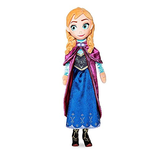 Disney Frozen Exclusive 20 Inch Anna Plush Doll - New with Tags