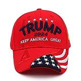<span class='highlight'><span class='highlight'>libelyef</span></span> Baseball Cap, Trump 2024 Keep America Great Baseball Cap Men's Hat Adjustable Hip Hop Hat With USA Flag