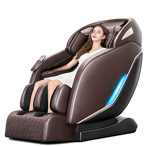 TXYJ Sillón de Masaje eléctrico automático amasador Corporal multifunción Gravedad Cero cápsula Espacial masajeador Inteligente