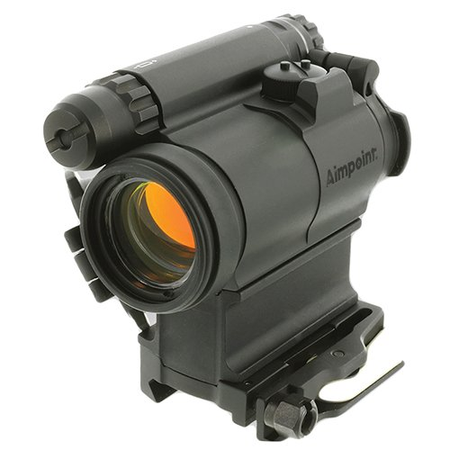 Aimpoint CompM5 Red Dot Reflex Sight with Mount - 2 MOA - 200386