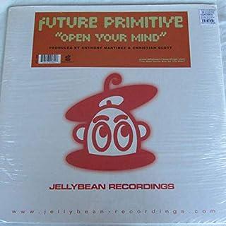Future Primitive - Open Your Mind - Jellybean Recordings - JEL 2582