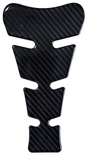 Tankpad 3D 501478-VA Bike-label Carbon Schwarz Tank-Schutz für Motorrad-Tank