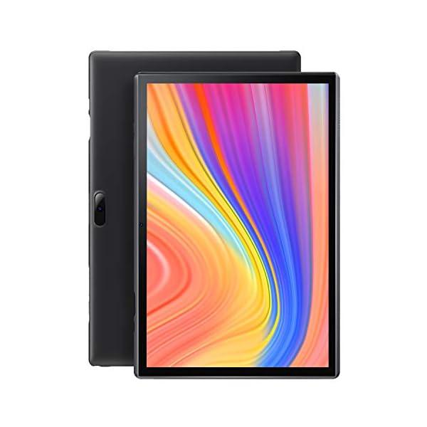 VANKYO MatrixPad S10 10 inch Tablet, Android 9.0 Pie, 32GB ROM, 2GB RAM, 8MP Rear Camera, HD IPS Display, Quad-Core Processor, Wi-Fi, Bluetooth 4.2, GPS, FM, OTG, USB Type-C Charging, Slate Black 3