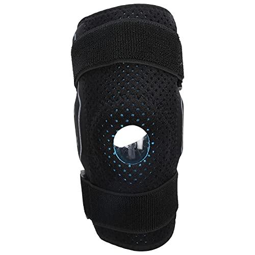 Rodilleras para dolor de rodilla, soporte de compresión ajustable para el tendón rotuliano de la rodilla para dolor de artritis, recuperación de lesiones, entrenamiento