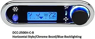 Dakota Digital Climate Control for Vintage Air Gen IV Systems VHX-style DCC-2500H-C-B