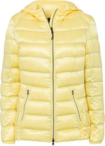 BRAX Damen Style Como Jacke, Lemon, 36