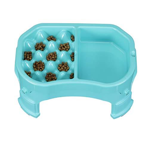 Neater Pet Brands – Neater Raised Slow Feeder Dog Bowl –...