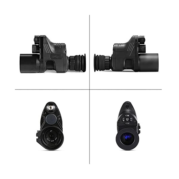 WILDGAMEPLUS® NV007 Night Vision And Adapters