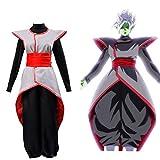 RenXinU Dragonball DBS Dragon Ball Super Son Goku Black Dark Kai Zamasu Cosplay...
