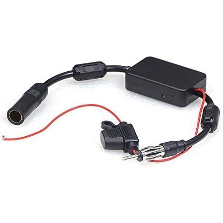 Qlouni Autoradio Antenne Fm Radio Antenne Auto Antenne Elektronik