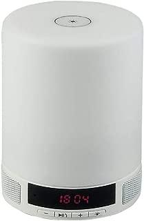 GLJJQMY Led Light Colorful Speaker Light Bluetooth Audio LED Eye Light Speaker, 86×113