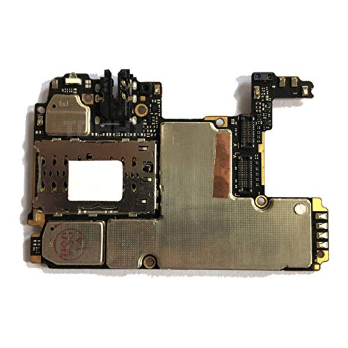 Placa Base del teléfono móvil Celular Teléfono MAPINARIO Ajuste Desbloqueado Fit For XIAOMI REDMI Nota 7 Placa Madre Smartphone Classic Classic Teléfono Mobile Mainboard Fichas Completas