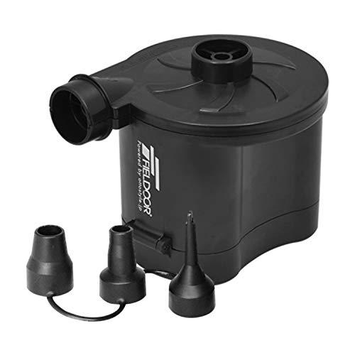 電池式電動エアーポンプ (空気入れ&空気抜き両対応)