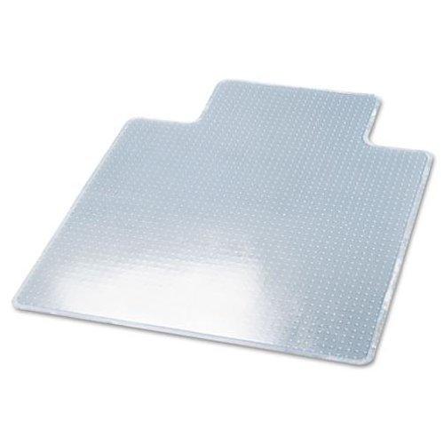deflect-o CM15233 - RollaMat Studded Beveled Mat for Medium Pile Carpet, 45w x 53l, Clear by Deflect-O