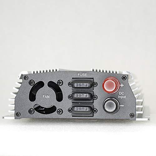 iMeshbean 1000W Grid Tie Inverter Stackable MPPT Pure Sine Wave DC 20-50V Solar Input AC 90-140V Output with Watt Meter for 24V 30V 36V PV Panel