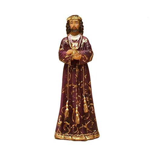 Trofeos Cadenas | Cristo de Medinaceli. Figura Religiosa, en Resina, de 10 cm
