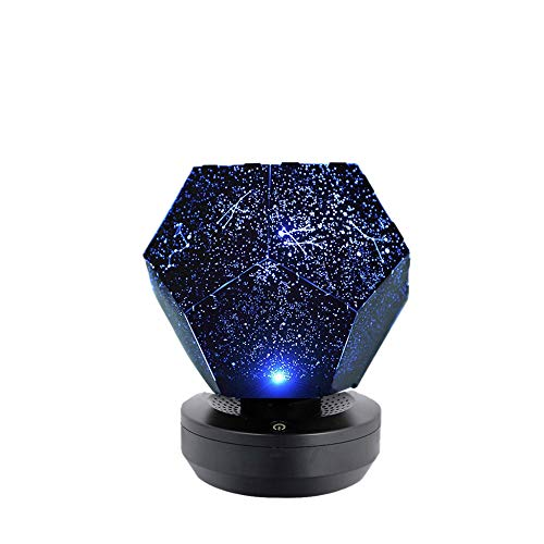 YQHWLKJ Diy Led Star Master Nachtlicht Led Star Projektor Lampe Astro Sky Projektion Cosmos Led Nachtlampe Kindergeschenk Home Decoration