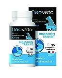 Néovéto Digestion Transit comprimés naturels pour Chien à Base d'Actifs agréés par Les...