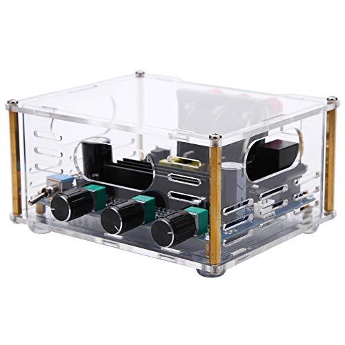 Vbestlife stereo-versterker subwoofer-module voor audioversterker, signaal-ruisverhouding 100 dB, Super Bass, 3 kanalen