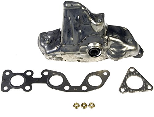 Dorman 674-599 Driver Side Exhaust Manifold for Select Nissan Models