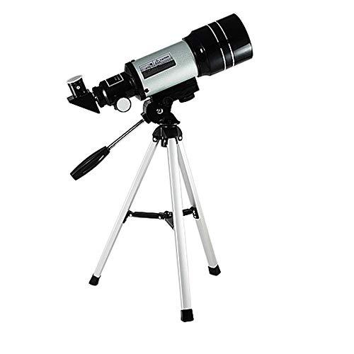 Astronomische Telescoop Professionele Stargazing Kinderen Studenten Toegang Hoge Dubbele Hoge Lijst Buis Wereld Dual-Gebruik Nachtzicht