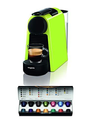 Nespresso Magimix Essenza Mini M115 - Koffiecupmachine - Lime Green