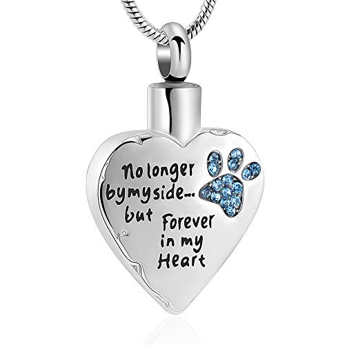 memorial jewelry Pet Dog Cremation Urn Jewelry