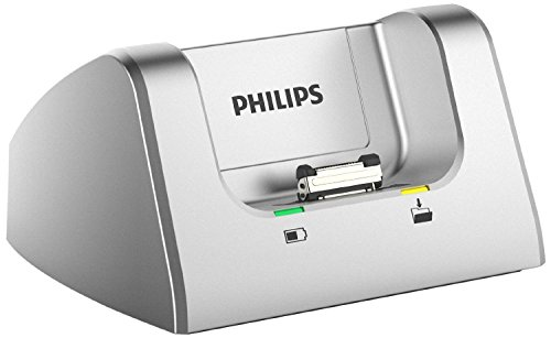 Philips ACC8120 Pocket Memo Docking Station with USB Power adapter and USB Cable Photo #4