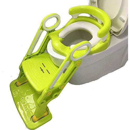 HLWAWA Coussin de siège Siège de Toilette urinoir Homme Tabouret Petite Fille Siège de Toilette Toilettes Toilettes Chaise de siège (Couleur: Vert, Taille: (15cm * 10cm) (15cm * 20cm))