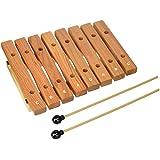 KC 木琴 Xylophone 8音 KXP-8 (演奏用マレット2本付属)