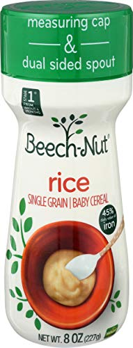 Beech-Nut Cereal S1 Conventional Rice, 0.71499999999999997 oz