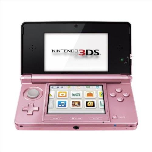 Photo of Nintendo Handheld Console 3DS – Coral Pink