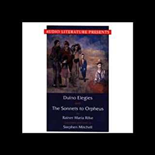 Duino Elegies and The Sonnets to Orpheus audiobook cover art