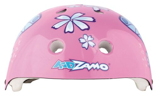 Kidzamo KZHM20A - Casco de Ciclismo Infantil para Bicicleta de Paseo, Color...