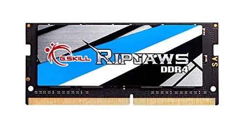G.Skill Ripjaws F4 2666C19S 32GRS Module de mémoire 32 Go 1 x 32 Go DDR4 2666 MHz