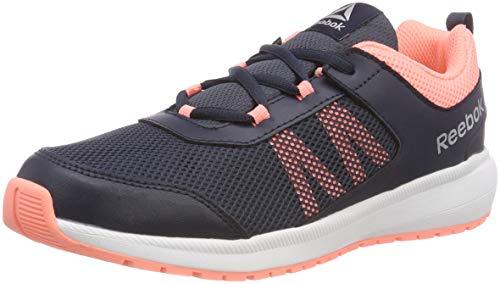 Reebok Road Supreme, Zapatillas de Entrenamiento, Azul (Coll Navy/Digital Pink/Wht/Silver Coll Navy/Digital Pink/Wht/Silver), 35 EU
