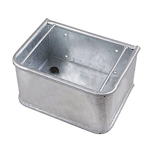Mangeoire rectangulaire, galvanisée - 332100