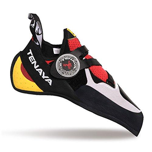 Tenaya Iati Kletterschuhe Black/White Schuhgröße UK 10,5 |EU 45 1/3 2020 Boulderschuhe