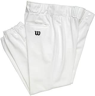 Youth Poly Warp Knit baseball Pant