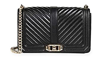 Best black quilted crossbody bag Reviews