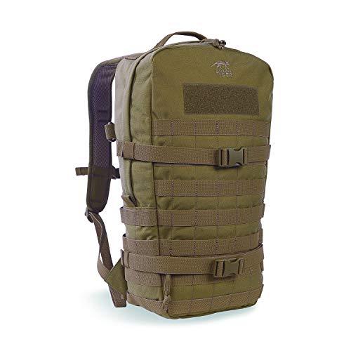 Tasmanian Tiger TT Essential Pack L MKII Molle-Kompatibler 15L Daypack EDC-Rucksack, Khaki
