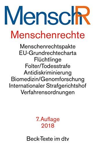 Menschenrechte: Ihr internationaler Schutz. Textausgabe (Beck-Texte im dtv)