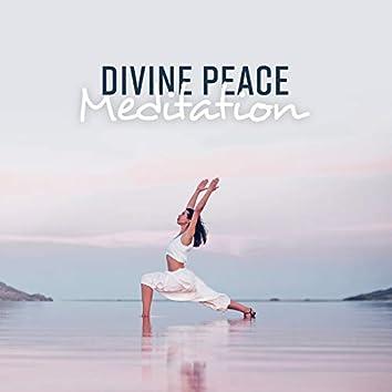 Divine Peace Meditation: Ultimate Harmony, Healing Focus, Calm Balance, Meditative Yoga, Astral Mind, Inner Clarity