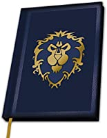 World of Warcraft - Notebook - A5 - Alliance (輸入版)