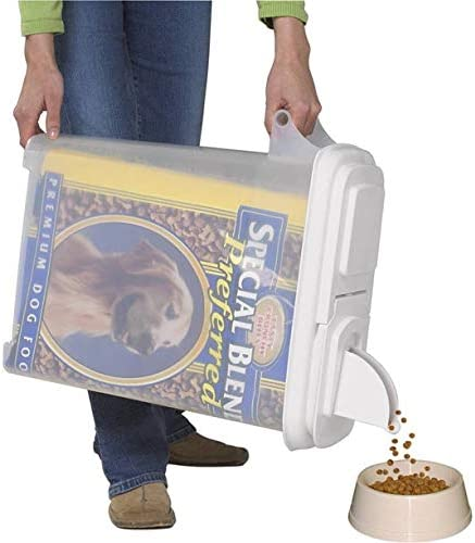 Buddeez 32 Quart Bag in Pet Food Dispenser Holds Up to 22 Lbs product image